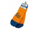 <b>Aquasokken Flipper Swimsafe oranje/blauw maat 35-38</b>,