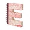 ,Alphabooks Note Books - Letter E