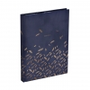 ,<b>Schoolagenda 2020-2021 lannoo midnight gold 130x175mm</b>