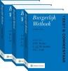 ,<b>Tekst & Commentaar Burgerlijk Wetboek 1 en 2</b>