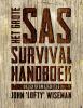 <b>John  Wiseman</b>,Het Grote SAS Survival Handboek (extreme editie)