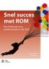 Suzan  Oudejans, Masha  Spits,Snel succes met ROM