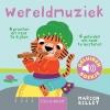 <b>Marion  Billet</b>,Wereldmuziek (geluidenboekje)
