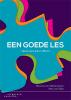 <b>Maurice van Werkhooven, Kitty van Dijck</b>,Een goede les