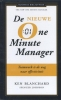 Kenneth  Blanchard,De one minute manager