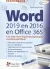 Studio  Visual Steps,Computergids Word 2019, 2016 en Office 365