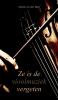 <b>Marjan van den Berg</b>,Ze is de vioolmuziek vergeten