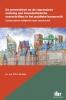 <b>P.M.J. de Haan</b>,De preventieve en de repressieve toetsing aan bouwtechnische voorschriften in het publieke bouwrecht