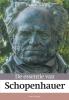 Frans  Jacobs ,De essentie van Schopenhauer