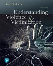 Meadows, Robert J Understanding Violence and Victimization