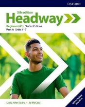 Headway: Beginner. Student`s Book A with Online Practice