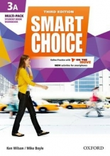 Wilson, Ken Smart Choice 3: Multi-Pack A with Online Practice and On The Move