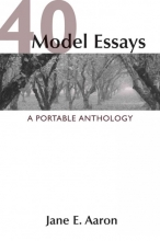 Aaron, Jane E. HS 40 Models Essays