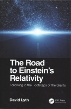 David (Lancaster University, United Kingdom) Lyth The Road to Einstein`s Relativity