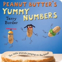Border, Terry Peanut Butter`s Yummy Numbers