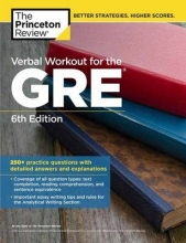Princeton Review Verbal Workout for the Gre, 6th Edition