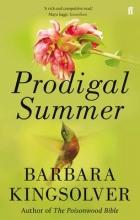 Kingsolver, Barbara Prodigal Summer