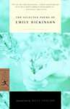 Dickinson, Emily The Selected Poems of Emily Dickinson