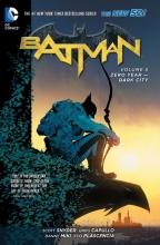 Capullo, Greg Batman Volume 5: Zero Year  - Dark City TP (The New 52)