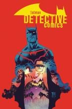 Manapul, Francis,   Buccellato, Brian,   Tomasi, Peter J. Batman Detective Comics 8