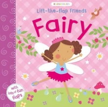 Hanton, Sophie Lift-the-flap Friends Fairy
