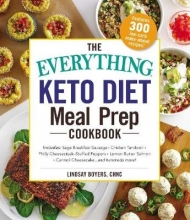 Lindsay Boyers The Everything Keto Diet Meal Prep Cookbook