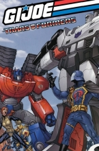 Blaylock, Josh G.I. Joe/Transformers Crossover Vol. 2