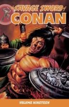 Thomas, Roy,   Thomas, Dann The Savage Sword of Conan 19