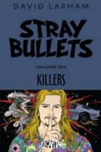 Lapham, David Stray Bullets 6