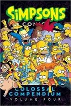 Groening, Matt Simpsons Comics- Colossal Compendium