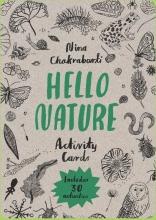 Anna Claybourne, Hello Nature Activity Cards
