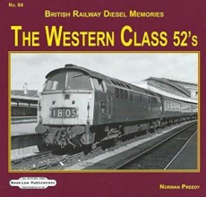Norman Preedy The Western Class 52`s