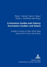 Contrastive Studies and Valency Kontrastive Studien Und Valenz
