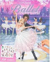 11581 a , Topmodel stickerworld ballet