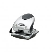 , Perforator Rexel P240 2-gaats 40vel zilver/zwart