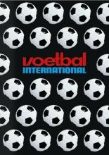 , Schrift a4 lijn voetbal international