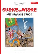 Willy Vandersteen , Het Spaanse spook