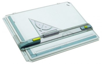 , tekenbord Aristo Profi Plus A3 in Studio Case