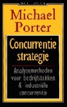 Michael E. Porter , Concurrentiestrategie