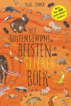 Yuval Zommer , Het Buitengewone Beesten Stickerboek