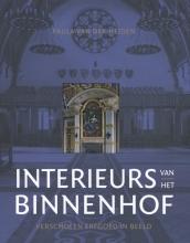 Paula van der Heiden , Interieurs van het Binnenhof
