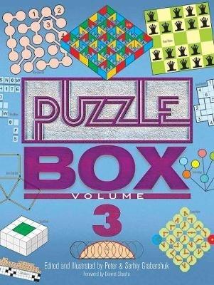 Peter Grabarchuk,Puzzle Box Volume 3