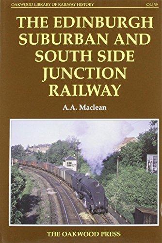 Alexander A. MacLean,The Edinburgh Suburban and Southside Junction Railway