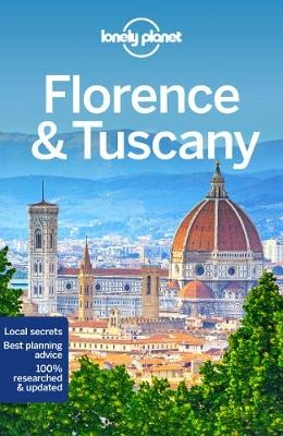 Lonely, Planet,Florence & Tuscany