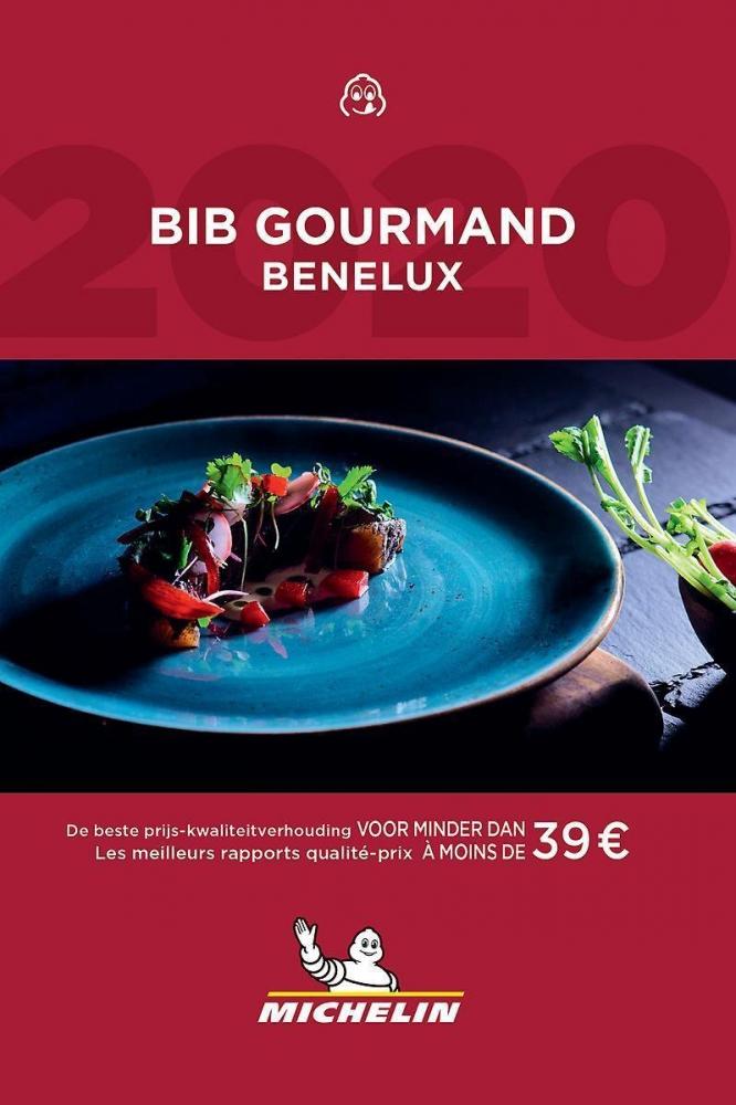 ,*BIB GOURMAND BENELUX 2020