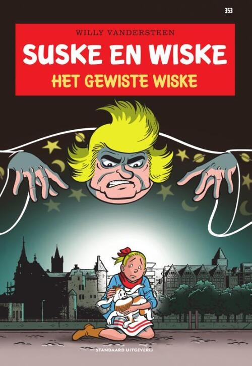 Willy Vandersteen,Het gewiste Wiske