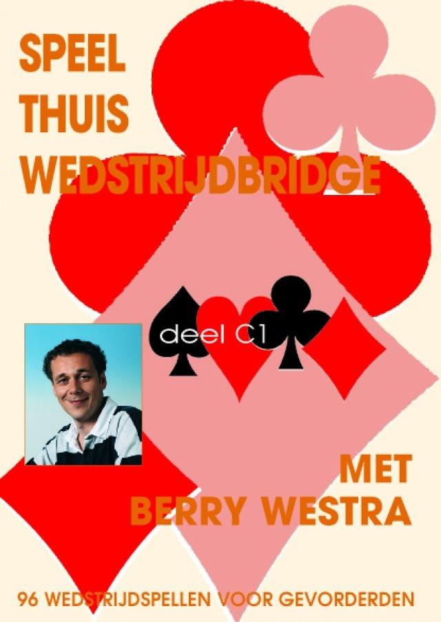 B. Westra,Speel thuis wedstrijdbridge C1