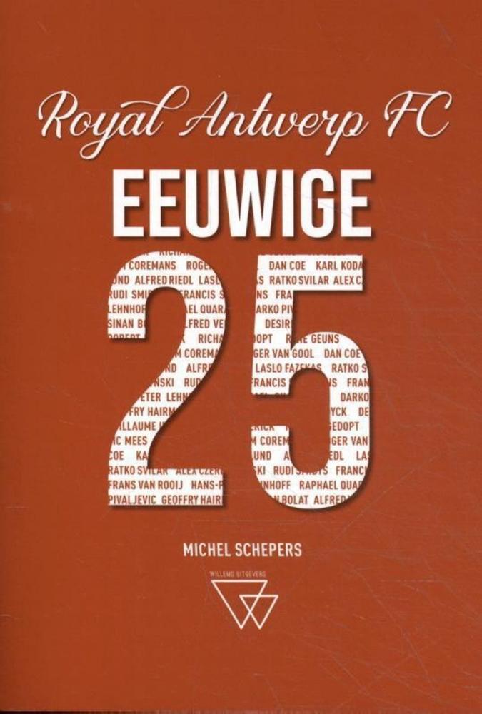 Michel Schepers,Eeuwige 25 Antwerp