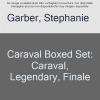 Garber Stephanie, Caraval Series Hardcover Boxed Set
