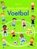 <b>Mijn Eerste Stickerboek Voetbal</b>,Mijn Eerste Stickerboek